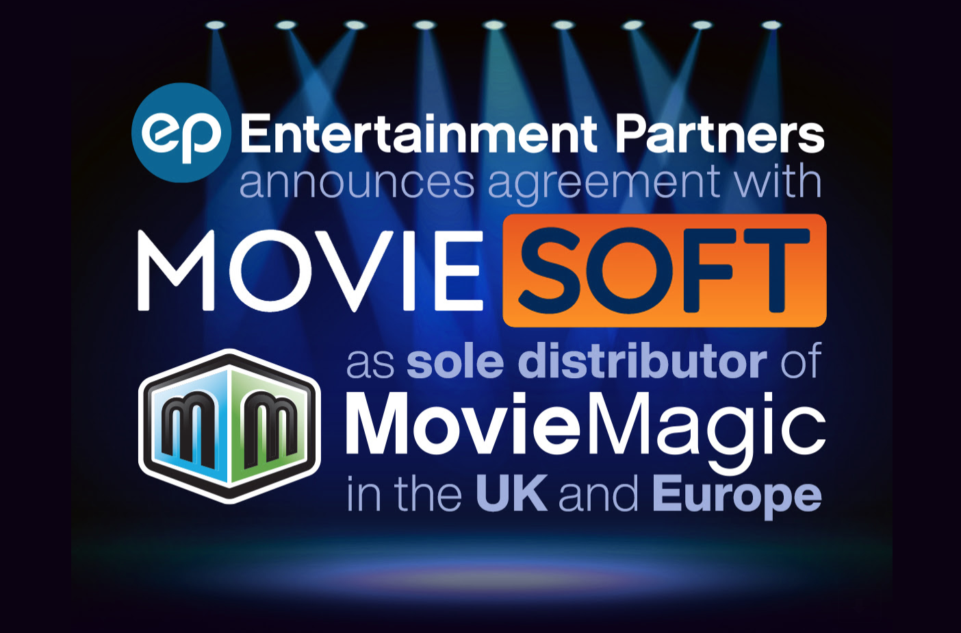 EP and Movie Soft - Movie Magic Distribution in Europe