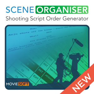 Moviesoft New Scene Organiser