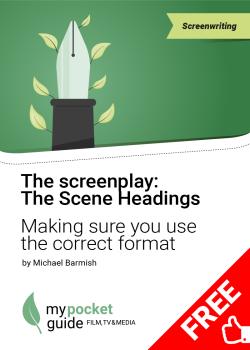 Screenplay Scene heading