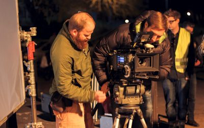 Jobs description in the Directing, Camera & Light Departments