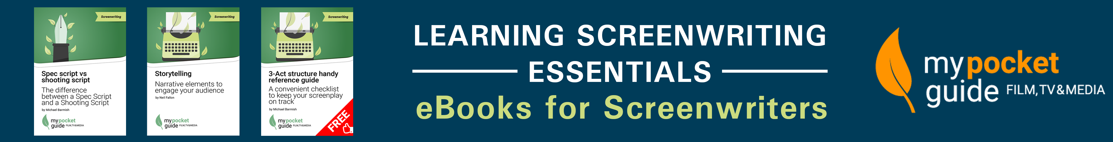 screenwriting ebooks