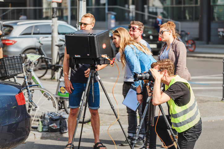 Filmmaking Steps