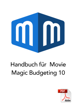 Movie Magic Budgeting 10 Getting Started