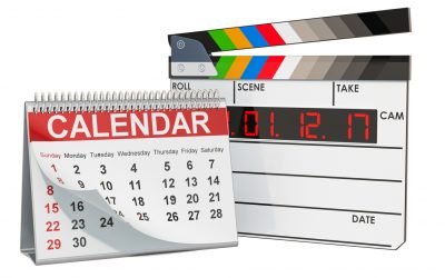 Keys to Consider When Creating the Film Production Schedule