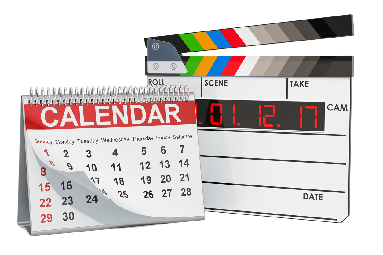Film production Schedule