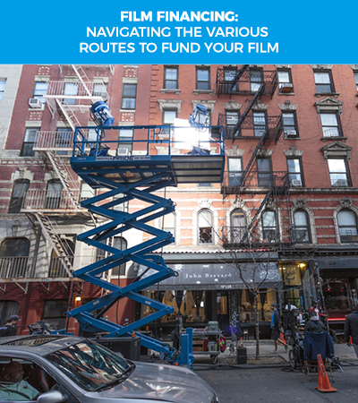 Navigating the Various Routes to Fund Your Film